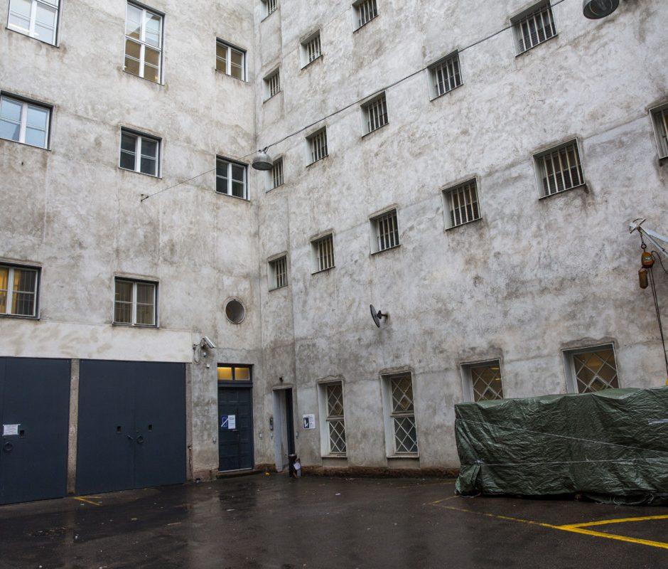 Politigårdens Fængsel