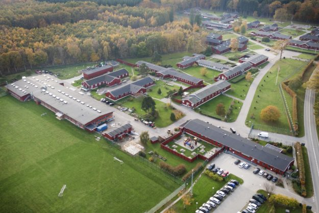 Billede af Horserød Fængsel