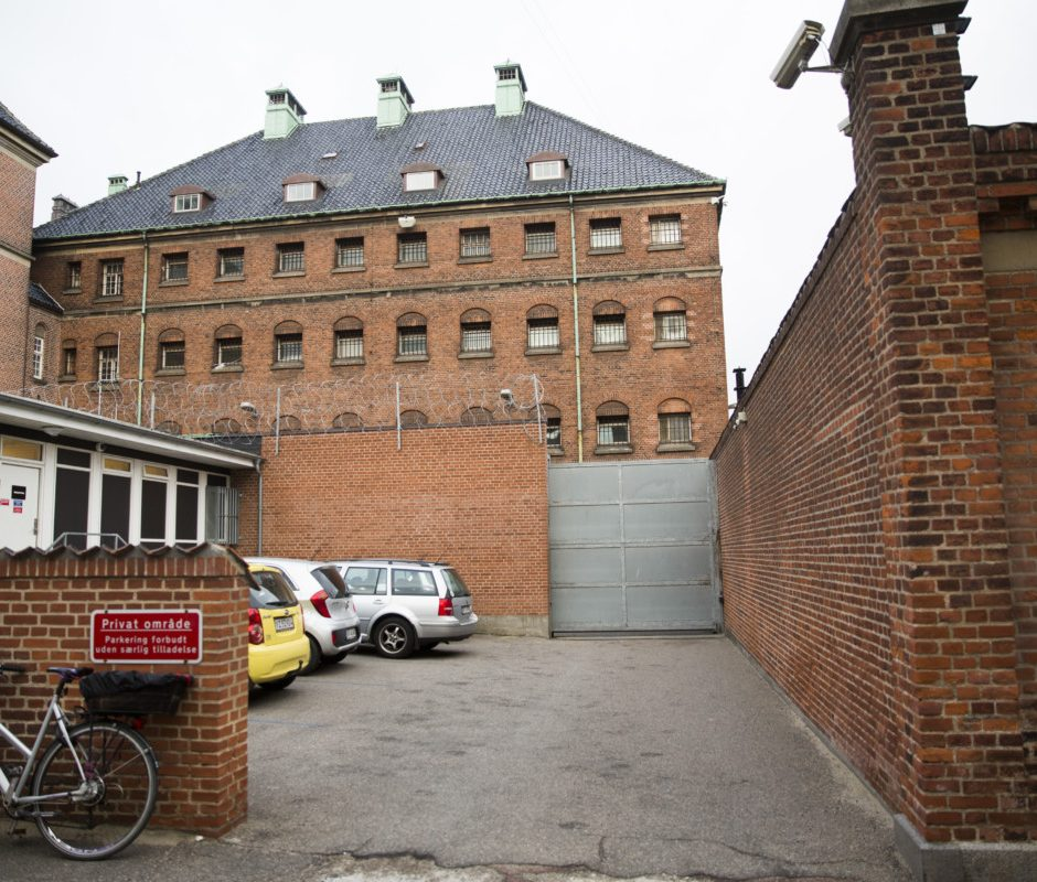 Billede af Aarhus Arrest