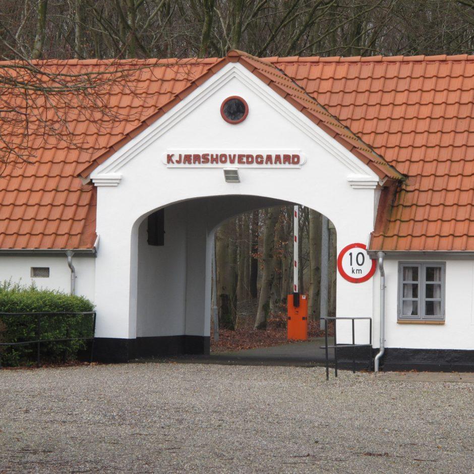Billede af Udrejsecenter kærshovedgård