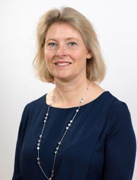 Lene Linnea Vejrum, centerdirektør for HR og Uddannelse